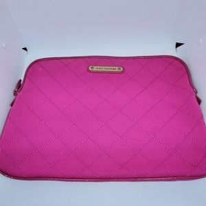 Juicy Couture Pink Quilted Laptop Sleeve